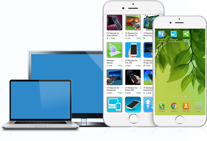 Smart TV Remote android apps & Other Utility apps